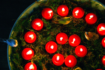 Solstice_candles